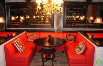 Мягкая мебель для кафе-бара