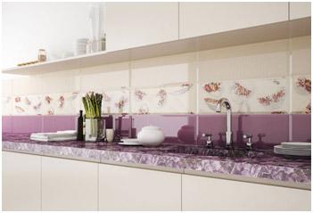 стекло на кухне вместо плитки фото